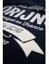 Tshirt French vintage style - Marine