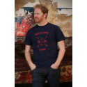 Tshirt Made in France is back - Marine