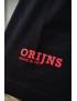 Tshirt fabriqué en France ORIJNS Basic - Noir