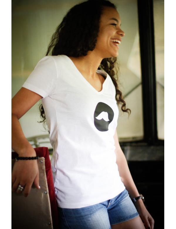 Top T-shirt Femme Made in France Orijns