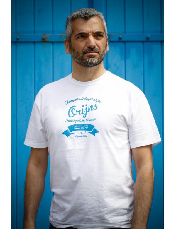 T-shirt Made in France Orijns