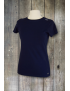 Top femme Made in France ORIJNS Lacanau - Marine