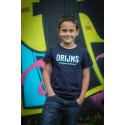 Tshirt ORIJNS Kid - Marine