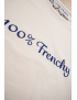 Top Made in France 100% Frenchy - Blanc